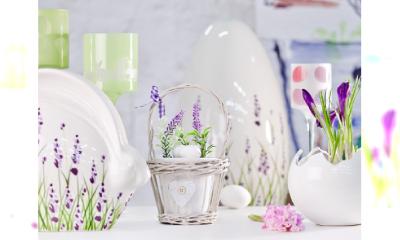 Świąteczne wnętrze: Wielkanoc w czterech odsłonach