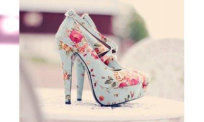 STOP nudzie! Przedstawiamy buty we wzory