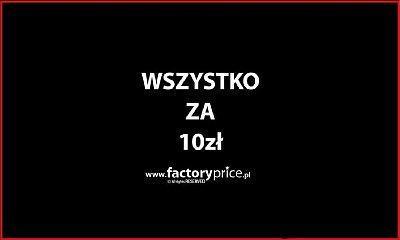 Koszulki, sukienki i stroje tylko za 10 złotych! Zajrzyj na wyprzedaż w Factoryprice.pl