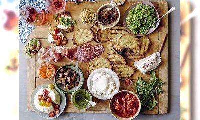 STYLowa kuchnia: przekąski na letnie przyjęcie