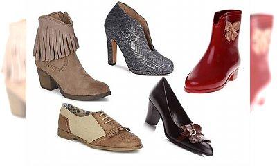 Najlepsze buty na przełom lata i jesieni
