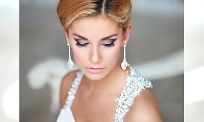 Propozycje makijaży ślubnych dla blondynek