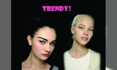 Makijaż jesień 2014 - trendy od M∙A∙C Cosmetics (część 2)