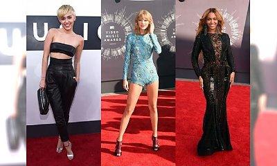 Gwiazdy na MTV Video Music Awards - przegląd stylizacji