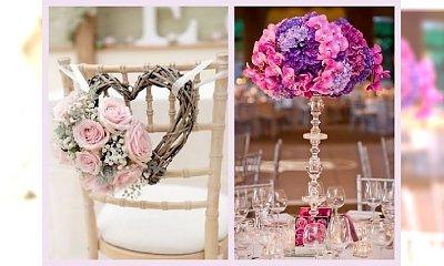 Detal ma znaczenie - ślubne dekoracje