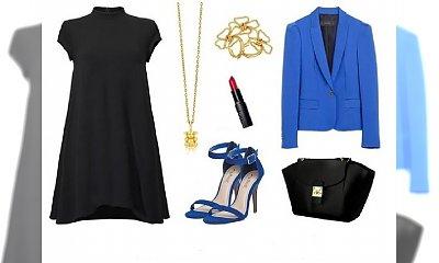 Modowe wyzwanie - sukienka w pracy