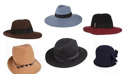 W tym się głowa zmieści - przegląd jesiennych kapeluszy