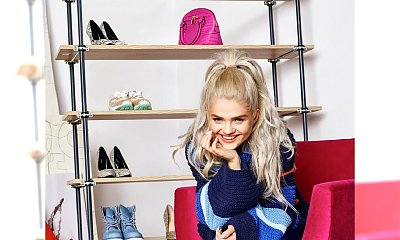 Margaret została projektantką obuwia!