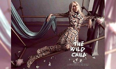 The Wild Chid, czyli dzika Ola Rudnicka w Vogue Japan