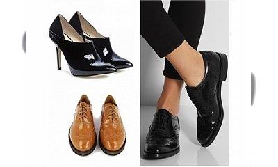 Buty na wysoki połysk - wybieramy lakierki