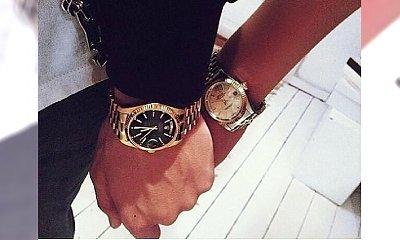 Poznaj faceta po... zegarku!