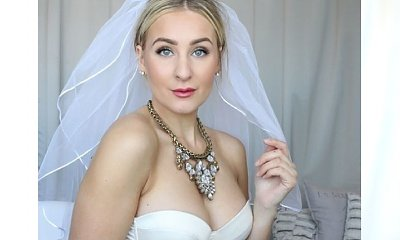 Makijaże ślubne - katalog trendów jesień 2014