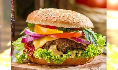Burger, czyli król street foodu