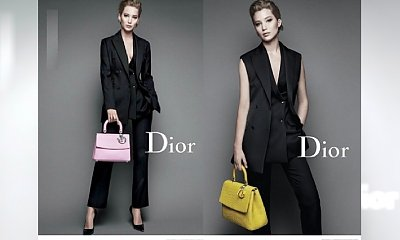 "Jennifer Lawrence w kampanii ""Be Dior"""