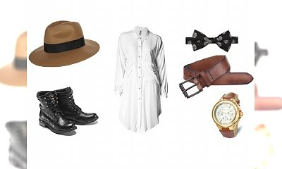 Ubrania i dodatki, które przejęłyśmy z męskiej szafy