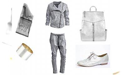 Moda z księżyca: srebrne ubrania i dodatki