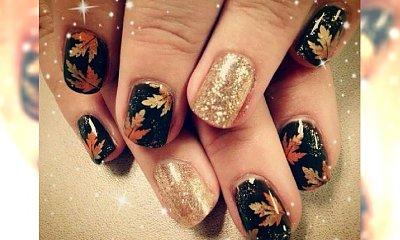Jesienny manicure - trendy 2014/2015