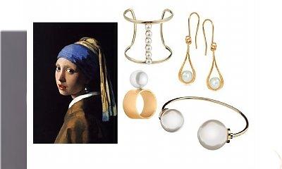Trendy w biżuterii: zostań dziewczyną z perłą
