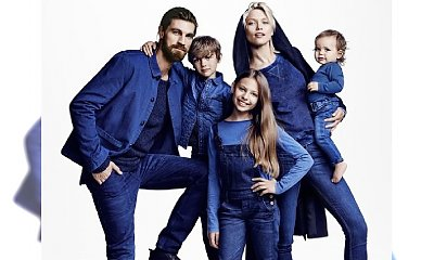 H&M Conscious Denim, czyli eko-jeans look
