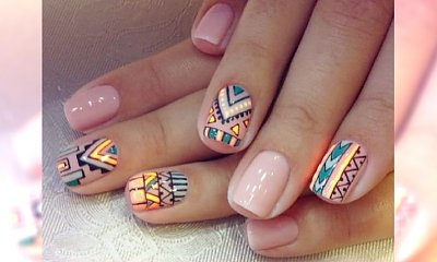 Najpiękniejsze kwadratowe paznokcie z Waszych galerii!