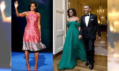 W garderobie pierwszej damy: styl Michelle Obamy