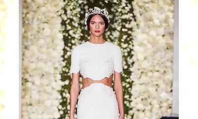9 najgorętszych trendów sukni ślubnych tego sezonu
