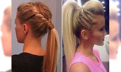 Aktywnie i stylowo: fryzury na trening!