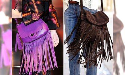 Spaghetti bag: frędzle rządzą w modzie!