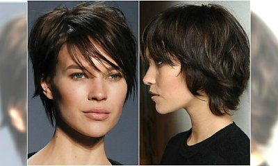Krótkie fryzury bez zbędnej stylizacji. Postaw na naturalny look