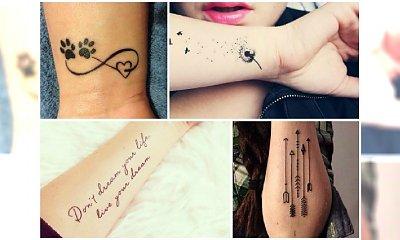 Tatuaże na przedramię - supermodne wzory