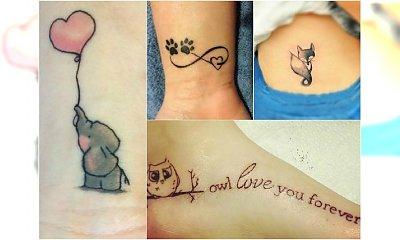 Tatuaże ze zwierzakami - 21 modnych wzorów