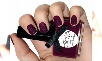 Velvet manicure - ubierz paznokcie na zimowe mrozy