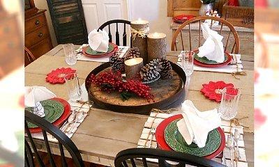 Super pomysły na świąteczny stroik