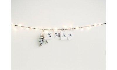 Świąteczne dekoracje inaczej – Minimalistyczne święta 2014