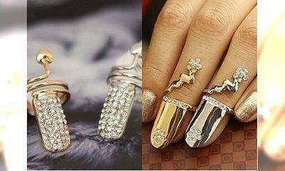 Pierścionek z paznokciem - hit czy kit?