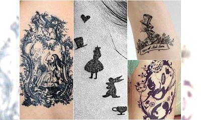 Oryginalne tatuaże inspirowane