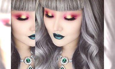 Ekstrawagancki makijaż, który odmieni twój wygląd w ten karnawał!