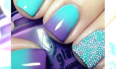 Ombre nails - stylowe pomysły na kolorowy manicure!