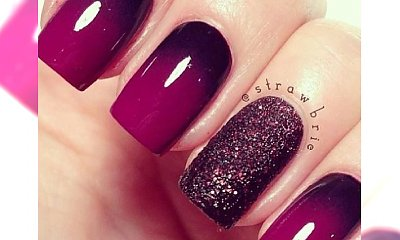 Ombre nails - wybieramy najładniejszy manicure w sieci!