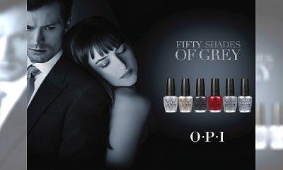 """50 Shades Of... OPI - nowa kolekcja lakierów, zainspirowaną filmem """"50 TWARZY GREYA"""""""