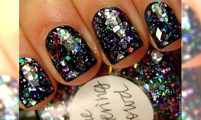 Karnawałowy manicure - zabłyśnij na imprezie!