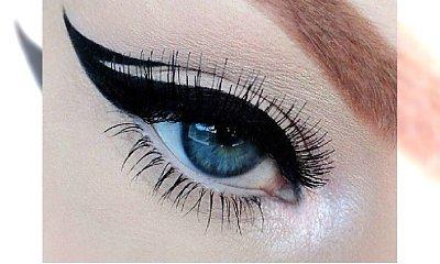 Kreska na powiece w nowoczesnym wydaniu. 25 pomysłów na oryginalny makijaż oczu