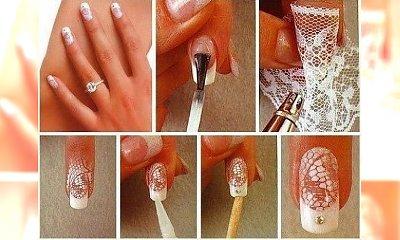 Triki manicurowe część II - 10 sposobów, dzięki którym nail art jest jeszcze przyjemniejszy