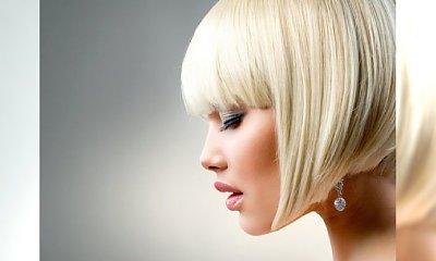 Cięcie w pół szyi - lider fryzjerskich trendów na 2015 rok