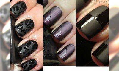 Modny manicure: błysk plus mat. 20 hot wzorków na paznokcie!