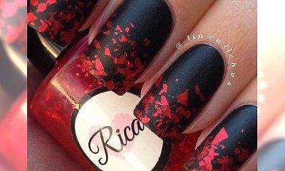 Super modny manicure z czerwienią w roli głównej [MEGA GALERIA]