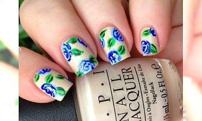Wiosenny manicure: galeria trendów