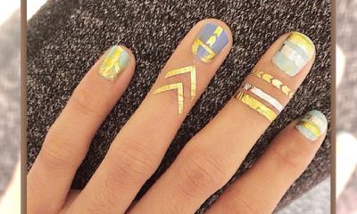 15 Zachwycających wiosennych manicure, których jeszcze nie widziałaś