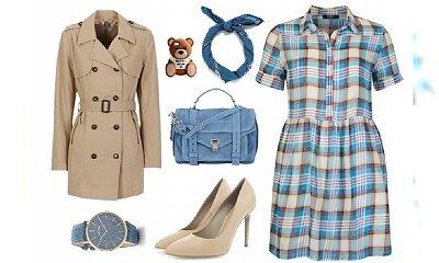 Bądź modna z kratką! - Wybieramy najlepsze stylizacje