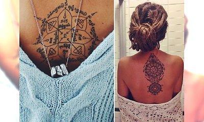 Mandala - tajemniczość i styl w jednym motywie tatuażu
